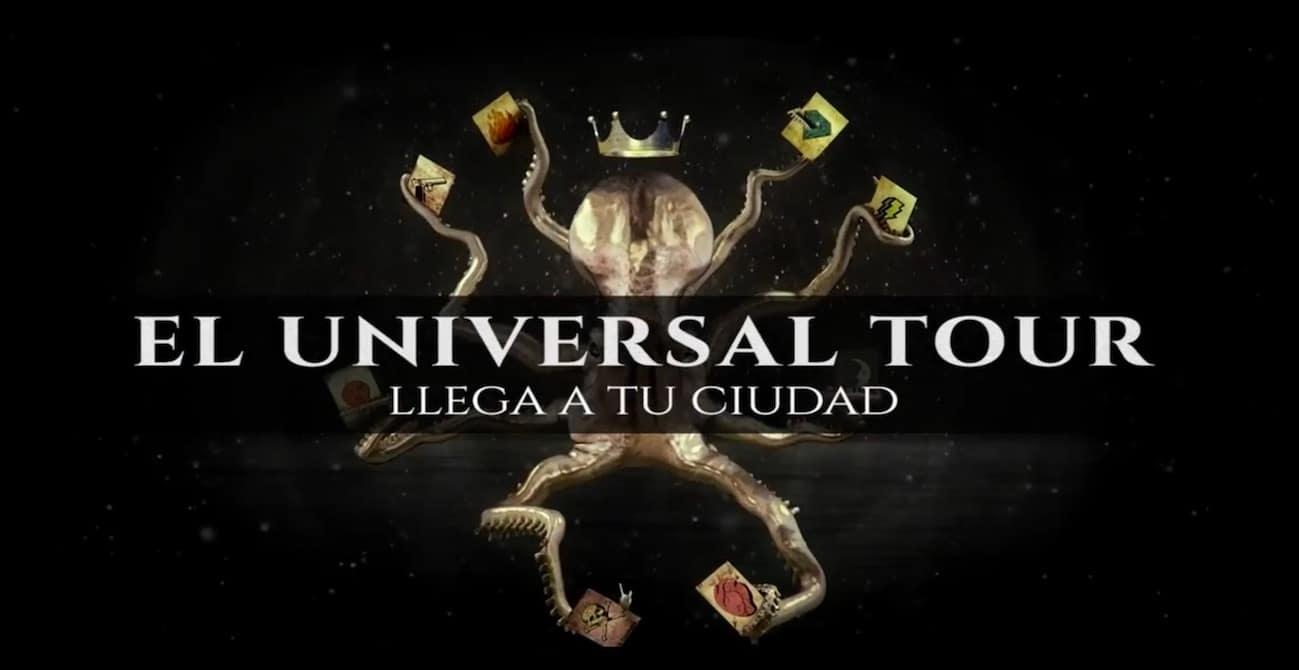 Universal Tour de InMune